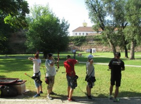 Campionatul Judeţean de tir cu arcul, la etapa a 3-a - Nomad Archers a tras cel mai bine