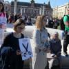 Aproximativ 1.500 de oameni au militat împotriva avorturilor - Marş pentru viaţă şi declaraţii politice