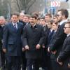 Preşedintele Ader Janos a participat la festivităţile de la Salonta - Turnul Ciunt renovat pe banii Ungariei