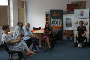 Tabără de creație literară la Biblioteca Județeană - Tinerii din Oradea știu ce vor