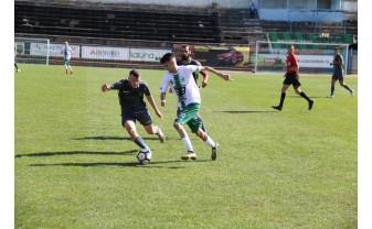 CAO Oradea - Olimpia Salonta 5-1 - Au învins la pas o echipă în formă
