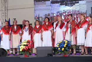 Zilele Culturii Slovace - Copii și multă bună dispoziție