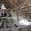 Campania de salvare a Casei memoriale Iuliu Maniu din Bădăcin - Demarează lucrările la acoperiş