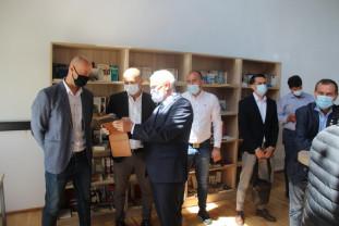 """Colegiul Național """"Avram Iancu"""" Ștei - A fost inaugurată o sală multifuncțională"""