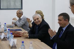 Alexandru Athanasiu și-a lansat cartea la Oradea - Un strigăt, sau o răspântie