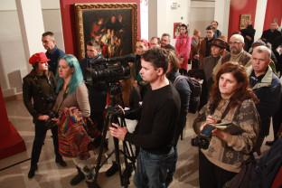 O expoziţie de excepţie, o premieră naţională la Oradea - Capodopere ale picturii universale