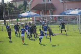 CSC Sânmartin - Unirea Tăşnad - Favoriţi să continue cursa în Cupă