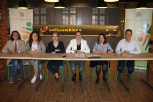Un spaţiu dedicat copiilor, tinerilor şi seniorilor - Comuniteca şi-a deschis porţile în Oradea