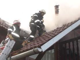 ISU Bihor avertizează - Atenție la coșurile de fum!