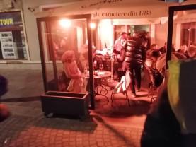 Amenzi, dosare penale și produse confiscate - Razie în Marghita