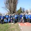 Orădenii s-au mobilizat pentru salubrizarea malurilor râului - Păstraţi Crișul Repede curat!