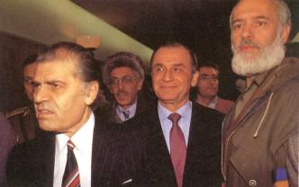 Ion Iliescu, Gelu Voican Voiculescu, Iosif Rus și Emil Dumitrescu, inculpați în dosarul Revoluției