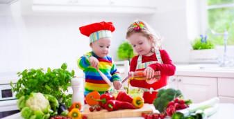 """""""Școala părinților"""" online - Alimentația sănătoasă a copiilor de vârstă antepreşcolară"""