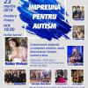 """Seară caritabilă la Oradea - """"Împreună pentru autism"""""""
