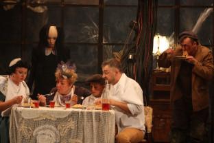 Un spectacol în regia lui Radu Afrim - În curând vine timpul