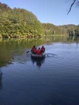 Bărbat înecat în Lacul Vida