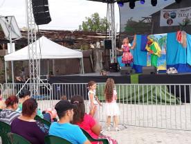 """Copiii din Oșorhei au poposit pe """"Insula dorințelor"""" - Au învăţat prin cântece şi jocuri"""