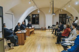 Agendă politică - Pro România Bihor în fața patronilor