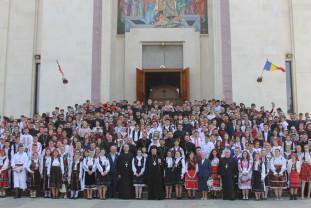 Oradea. Întâlnirea tinerilor ortodocși bihoreni, ediţia 2019 - Omagiu satului românesc