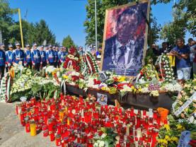 Familia și apropiații l-au condus pe ultimul drum - Ivan Patzaichin a fost înmormântat