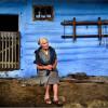 Expoziția artistului fotograf Kovács László din Sfântu Gheorghe - Albastrul Iobagilor