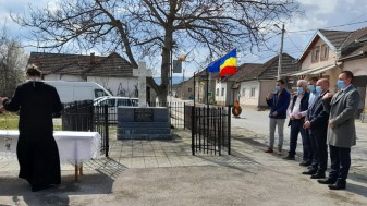 Recunoștință eternă Martirilor Bihorului! Comemorare în comuna Lunca