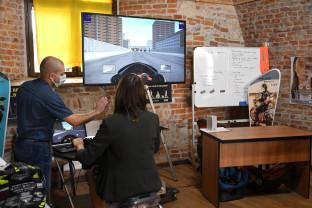 În Cetatea Oradea - Lecții de siguranță în trafic pentru elevi și șoferi