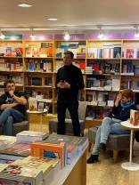 """Lansare de carte la Humanitas - """"Viața și întoarcerea unui Halle"""""""
