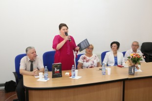 Dublă lansare de carte la Biblioteca Judeţeană - Volume documentar-istorice