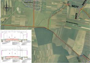 Studiul de fezabilitate, finalizat - Drum de legătură Oradea-Nojorid