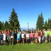 """Tură de anduranță în Munții Bihorului - """"Leșu Trail"""", un succes"""