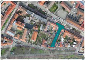 Între strada Libertății și Parcul Traian - O nouă cale de acces
