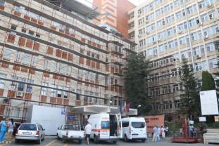 Unitatea de Primire a Urgențelor va primi pacienți din noiembrie - Gata cu urgența la container