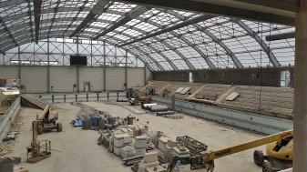 Modernizarea Bazinului Olimpic - Finalizată până la sfârșitul anului