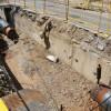 Lucrări în Parcul Traian - Fără apă caldă în zona centrală