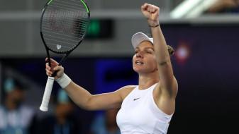 """Simona Halep, în semifinale la Open-ul Australiei - """"Mă simt mult mai puternică decât în trecut"""""""