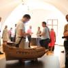"""Expoziție inedită la Muzeul Cetății și Orașului Oradea - """"Machete de corăbii"""""""