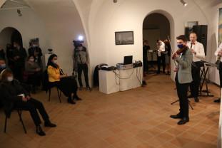 Cetatea Oradea - Un mărțișor muzical