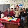 Copiii de la Școala Balc și Mica Unire - Au pus mână lângă mână și-au întins Hora Română!