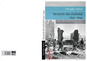O carte despre participarea unor bihoreni pe frontul antisovietic între 22 iunie 1941 - 23 august 1944