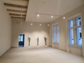 Pregătiri pentru amenajarea Muzeului Francmasoneriei din Oradea - Deschiderea, în vara acestui an