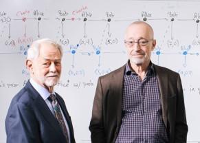 Paul R. Milgrom şi Robert B. Wilson - Premiul Nobel pentru Economie