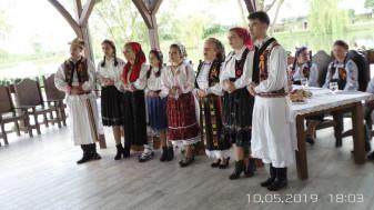 """Nuntaşii Bihorului Juniori. Proiect muzical în vreme de pandemie -  """"Române, să fii mândru"""""""
