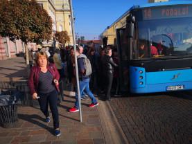 Liniile de autobuz 10, 12, 14 şi 20 - Trasee modificate