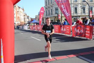 Semimaratonul internațional Oradea City Running Day - Peste 800 de sportivi la start