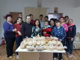 Când faci fapte bune, sufletul ți se umple de mulțumire - Oradea donează o pâine, ediție de succes