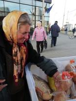 Orădenii, chemați să doneze pâine - Implicarea fiecăruia contează