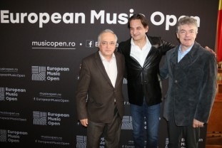 European Music Open, la cea de-a IV-a ediţie - Invitaţi de prestigiu sosesc la Oradea