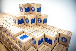 POAD 2021 - Se recepţionează ultimele pachete
