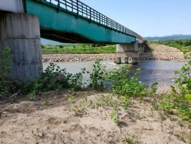 Finiș - Podul Cătanelor, între util și periculos